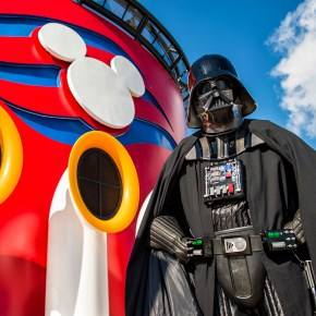 'Star Wars Day at Sea' Comes to Disney Cruise Line