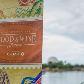 Picking your days at Epcot's Food and Wine Festival