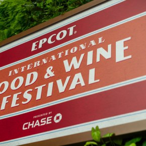 Epcot Food and Wine Festival Menus with Prices
