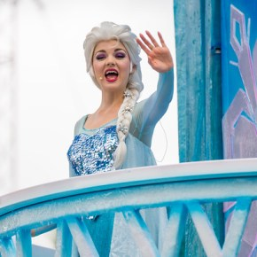 (July 2015 Trip Report) Arendelle Comes to Hollywood