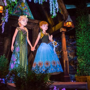 Frozen Ever After: The Good, the Bad and the Snowgies