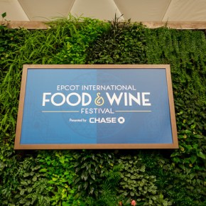 Printable Epcot Food and Wine Festival Menus