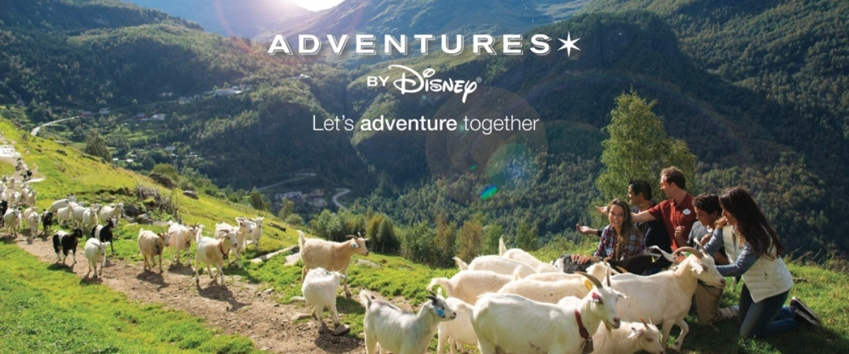 Permalink to: Adventures by Disney
