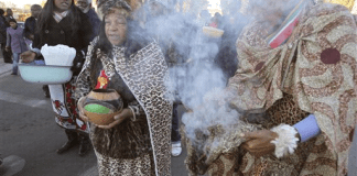 Authentic Traditional Healer