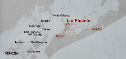 Cavallino-Treporti, Lio Piccolo - laguna nord di Venezia