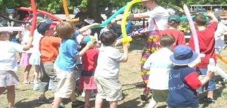 Children's Party Entertainer
