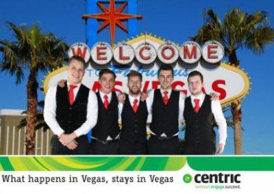 Las Vegas Themafeest