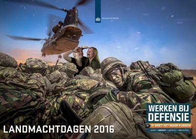 Landmachtdagen Defensie