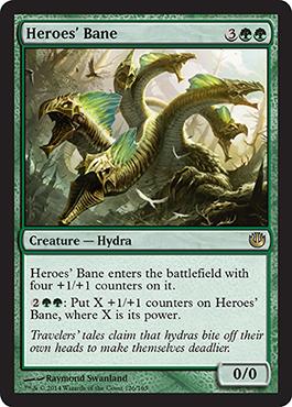 Heroes' Bane - Journey into Nyx Spoiler