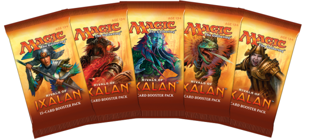 Rivals of Ixalan Booster Packs