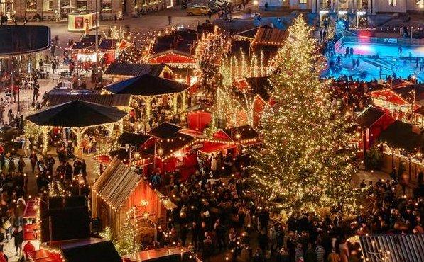 Resort Christmas Packages