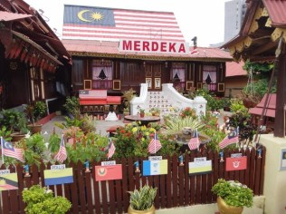 cool house Melaka