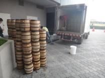 beer barrels Melaka