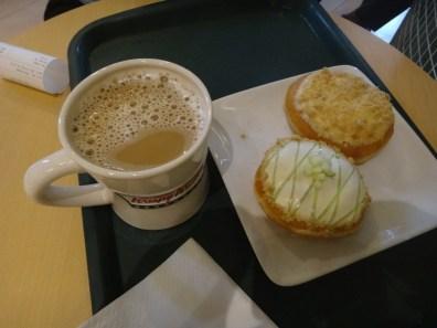 doughnuts in Kuala Lumpur