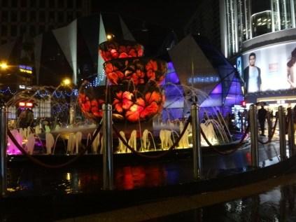 fountain Kuala Lumpur