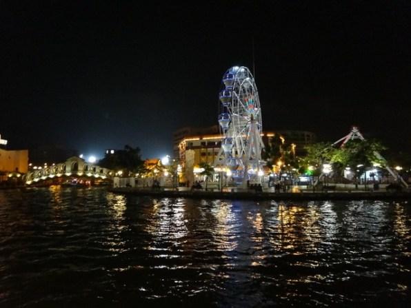 the eye on Melaka