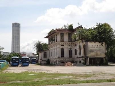 Old and New Penang