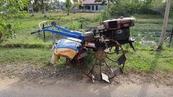 Rice Machinery - Mechanical Plough