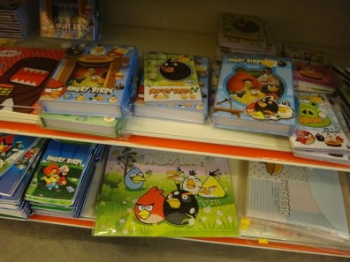 angry birds books