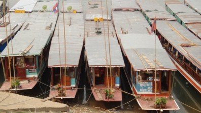 Which one is the Nagi of Mekong Slow Boat?