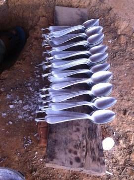 Phonsavan - Bomb Spoon Man - Bomb Spoons