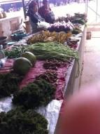 Sam Neua - Fresh Fruit and Vegetables