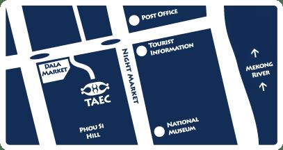 TAEC Map