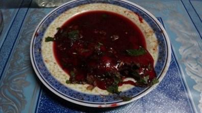 Vieng Xai - Bamboo Rat Blood