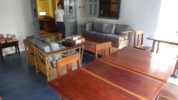 Villa Suan Maak - Outside Living Area to Relax On