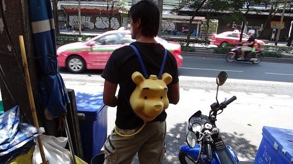 Bangkok - Songkran 2012