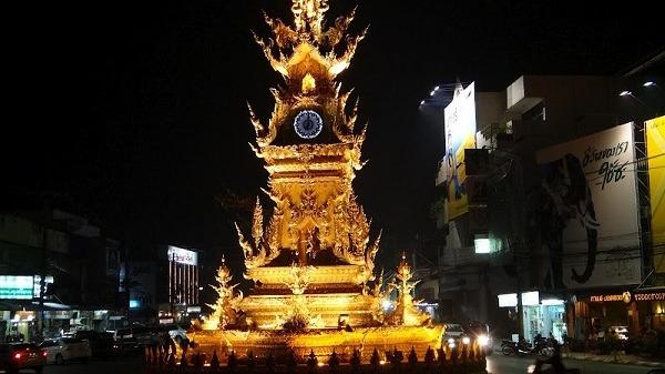 Chiang Rai - The Clock Tower