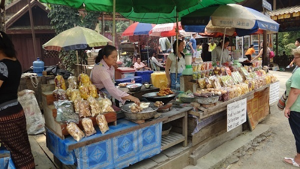 Luang Prabang - Mmm Food