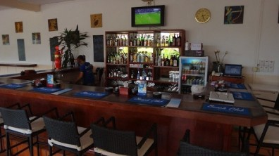 Beach Club Resort Sihanoukville - Well Stocked Bar