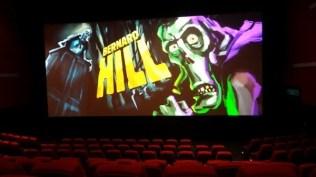 Watching Paranorman At A Taichung Cinema