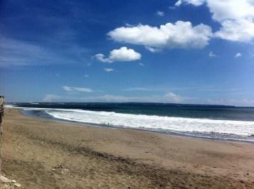 Canggu Beach Just Near Kerobokan Bali