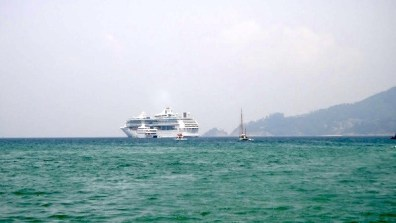 Legends Of The Sea Cruise Ship From Phuket