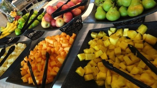 Royal Breakfast Fresh Fruit Buffet