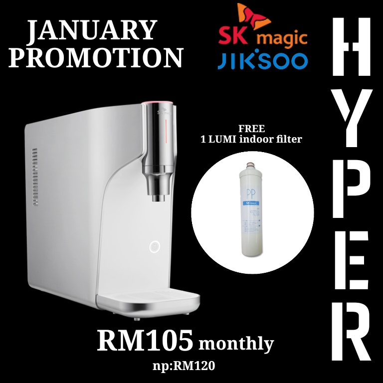 SK Magic Jiksoo Hyper January 2020 Chinese New Year Promotion