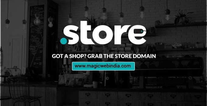 Dot Store Domain by Magic Web