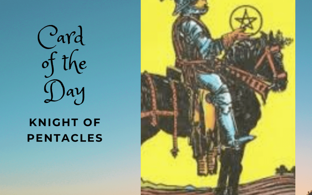 Knight of Wands Daily Card