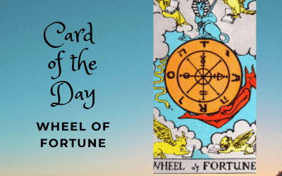 Wheel of Fortune Card of the Day