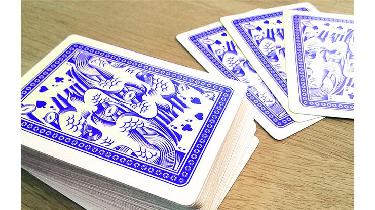 Barajas Magicas Serie Dorso Azul (Spanish Only/Blue Back) by Idigoras