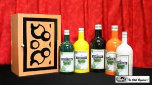Bottle Production Box by Mr. Magic - Trick