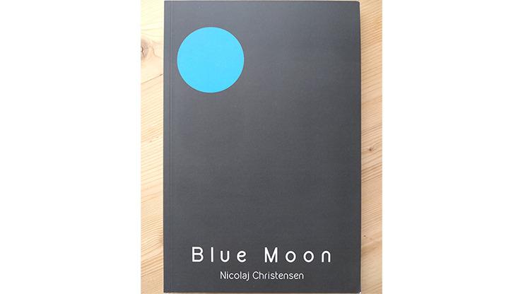 Blue Moon by Nicolaj Christensen - Book
