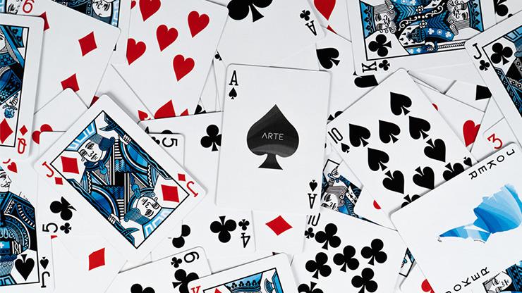 Arte Playing Cards (5 decks)