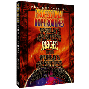 Professional Rope Routines (World's Greatest Magic) video DOWNLOAD