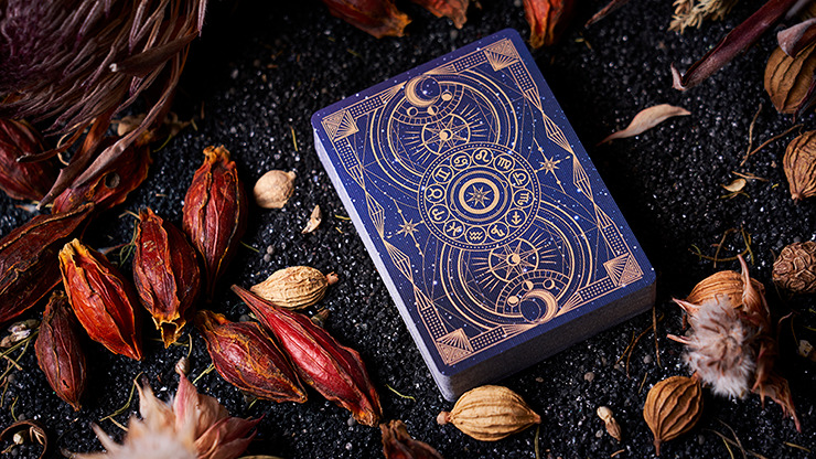 Solokid Constellation Series (Capricorn) Limited Edition Playing Cards