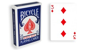 Blue One Way Forcing Deck (3d)