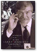 Larry Jennings Thoughts on Cards, DVD