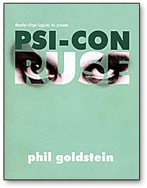 Psi-Con Ruse by Phil Goldstein